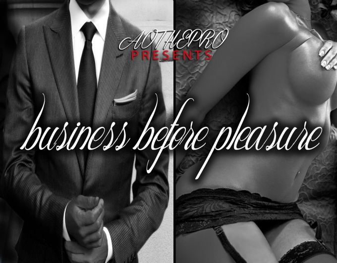 Business Before Pleasure Cover