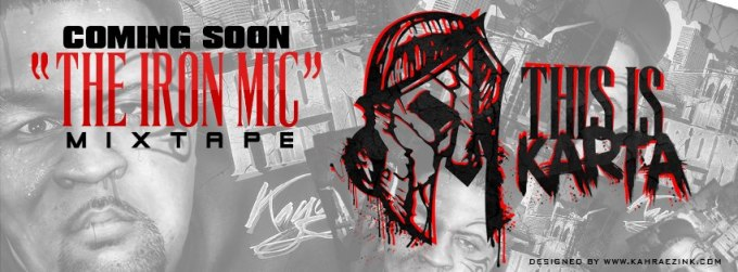 IRON MIC MIXTAPE